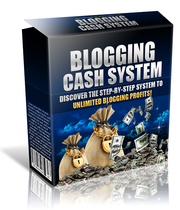 The Blogging Cash System