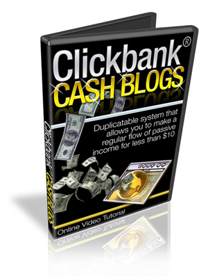 Clickbank Cash Blog Videos