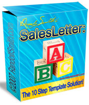 Sales Letter ABC - The 10 Step Template Solution!