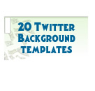 20 Twitter Theme Templates